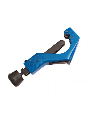 Quick-adjust pipe cutter