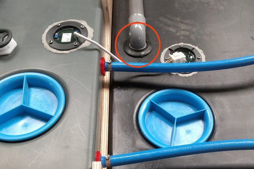 Uniseal on motorhome tanks